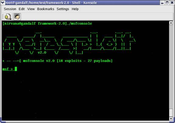 Metasploit framework часть вторая