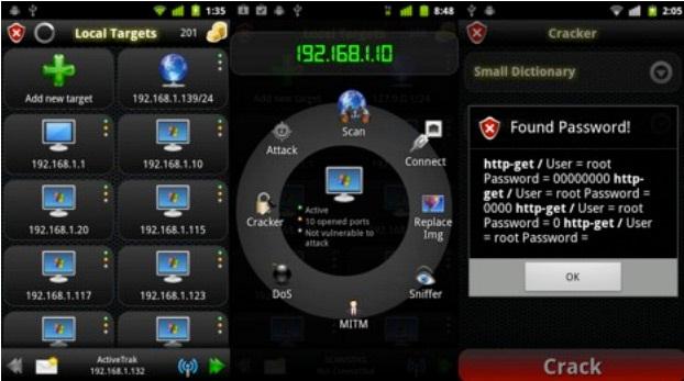 сетевой сканер безопасности - фото 7