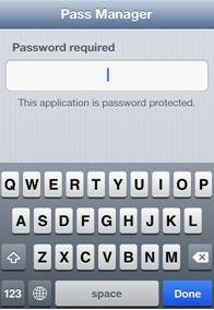приложение для хранения паролей для Iphone - фото 7