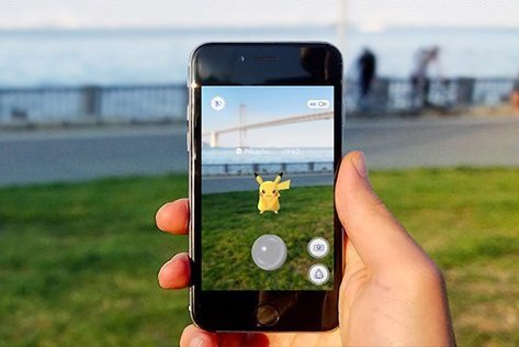 ������� ��� ���������� Pokemon Go � ������������� ��������