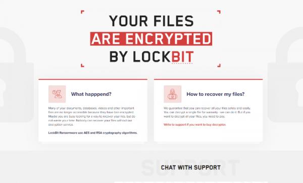 Хакер опубликовал уязвимость в вымогательском ПО LockBit
