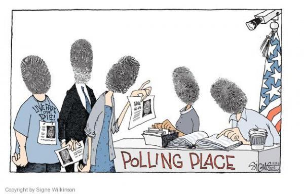 Хакеры пытались взломать системы регистрации избирателей в неменее чем 10 штатах США