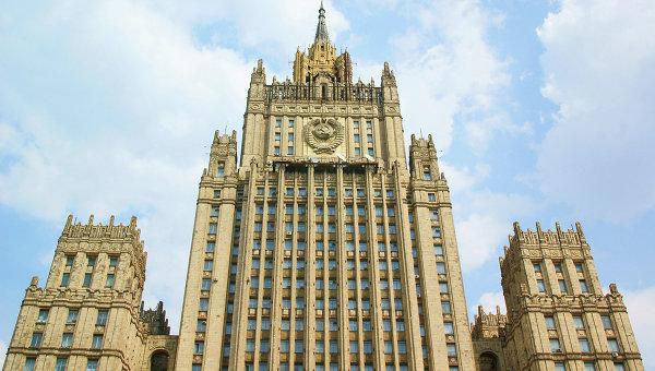 МИДРФ обвинил посольство США вспонсировании оппозиции для развала страны