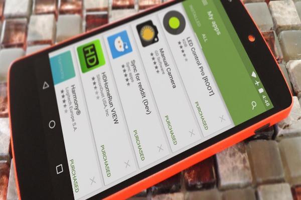 В 800 бесплатных приложениях Android найден вирус