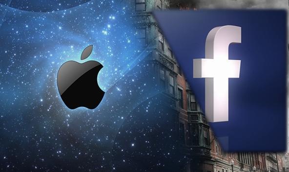 Apple и Facebookпоспорили, кто из них собирает больше данных