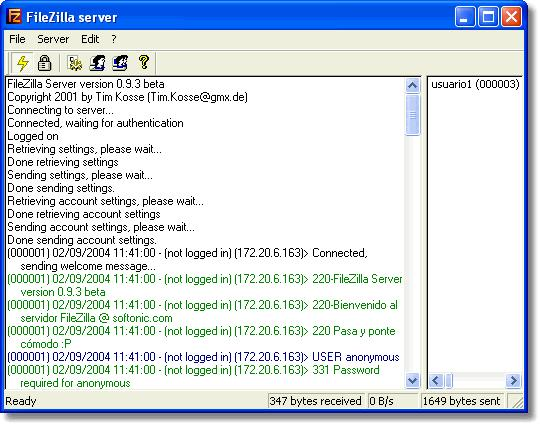 Filezilla server - фото 6