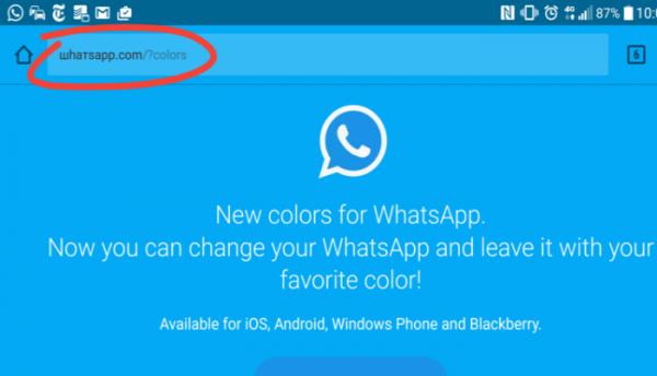 Подделку мессенджера WhatsApp обнаружили вweb-сети интернет