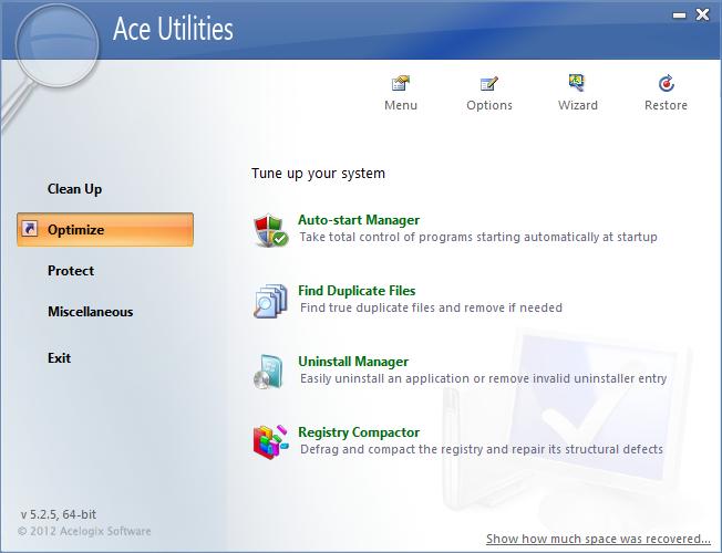 Ace utilities скачать на русском