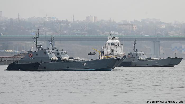 Корабли-призраки напрашиваются на конфликты в горячих точках