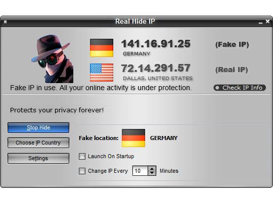 Download Fake Ip Software