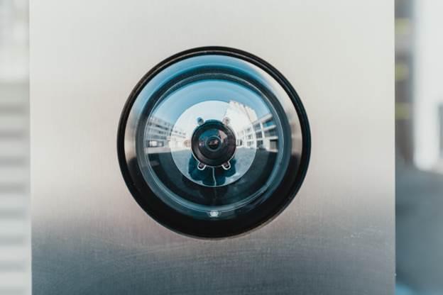 Скрытая камера вовремя