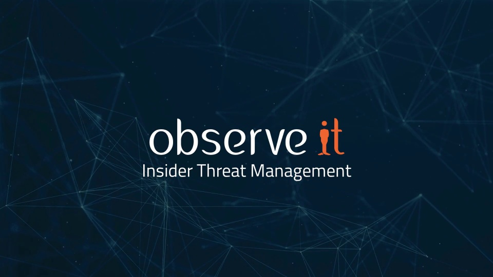 ObserveIT Insider Threat Analytics