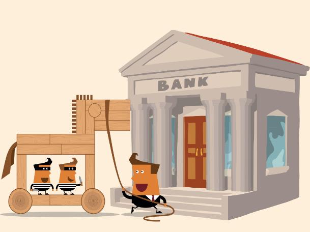 Троянец Retefe атакует системы онлайн-банкинга, Facebook, Gmail иPayPal
