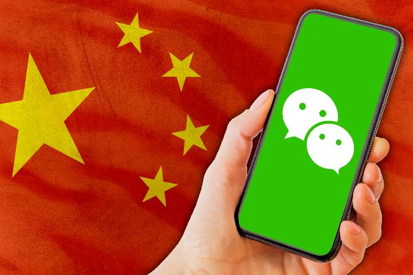 , Chinese authorities monitor content of WeChat users registered outside China