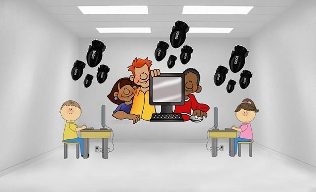 Школьники оказались ответственны за половину DDoS-атак в третьем квартале