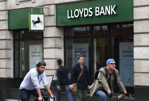 Lloyds tsb block gambling