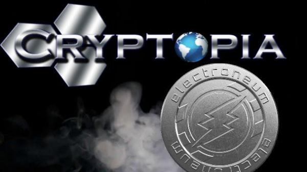 Биржа Cryptopia лишилась еще $180 000