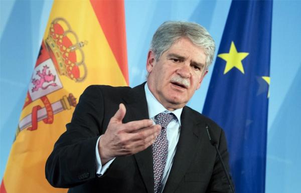 Мадрид поднимет вЕС вопрос о«российской поддержке» сепаратизма вКаталонии