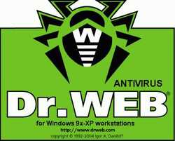 Скриншот программы Dr.Web CureIt!