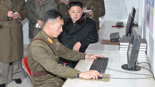 Ограничения насообщения оКНДР ввели в КНР