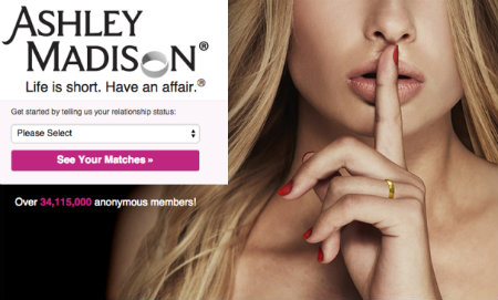 Ashley madison adult