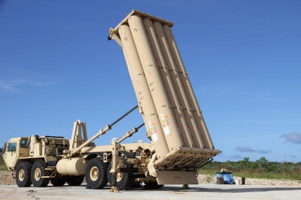 Часть оборудования для THAAD доставлена наместо развертывания вРеспублике Корея