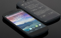 ������������ ����������� ���� ����������� YotaPhone �� ���� Sailfish