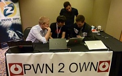 Второй день Pwn2own: Firefox, Android, BlackBerry, iPhone, Windows Phone 7