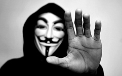 Anonymous ������� ��������� 5500 Twitter-��������� ����